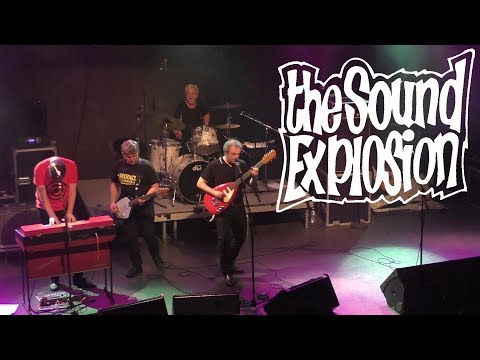 The Sound Explosion - (Full Set) @ Gagarin205, Athens 28/04/20181