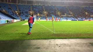 WHAT.A.GAME | Coventry City vs Wycombe wanderers! | Sky Bet league 2 2017-18