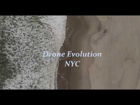 Фото 4k Fpv and camera drone footage Far Rockaway beach Queens NY Music byProd. Pendo46