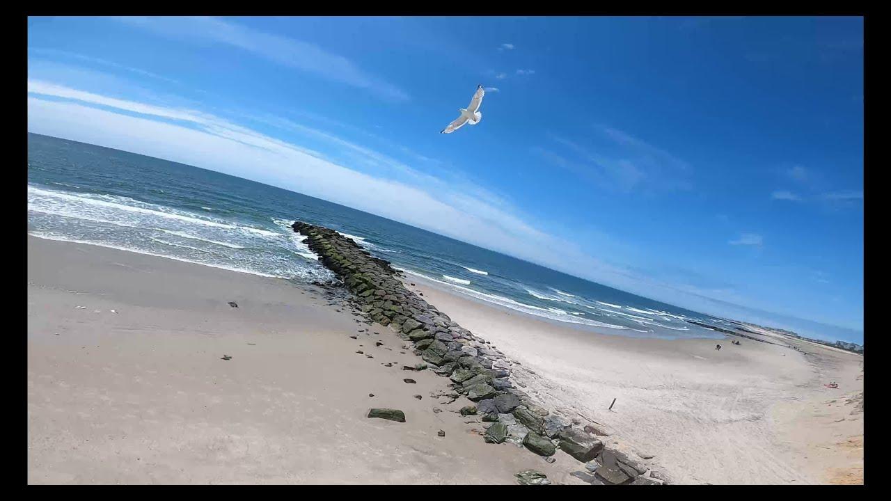 4k Fpv and camera drone footage Far Rockaway beach Queens NY Music byProd. Pendo46 фотки