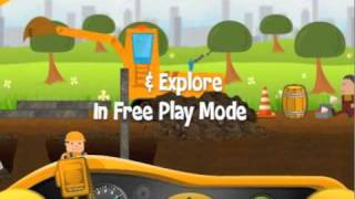 Tiny Diggers: Construction Truck App Game - iPad & Mac