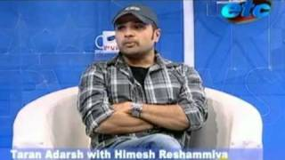Taran Adarsh With Himesh Reshammiya Part 1