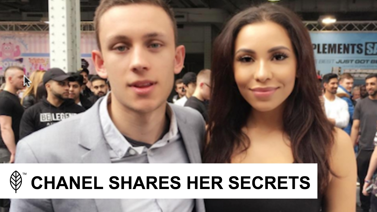CHANEL COCO BROWN SHARES HER SECRETS