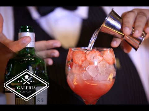 Drinks com Gin | Aprenda o passo a passo com Felipe Machado, da Cavalieri Confraria