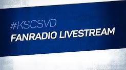 Fanradio Live #KSCSVD