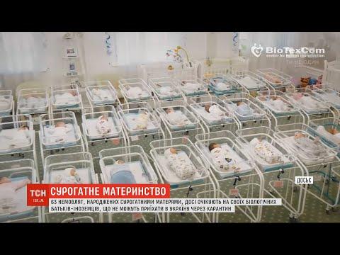 9 родин прилетіли з Аргентини по дітей, народжених українськими сурогатними матерями