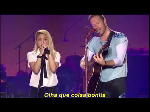 Coldplay & Shakira - Global Citizen (Full Set) (Legendado)