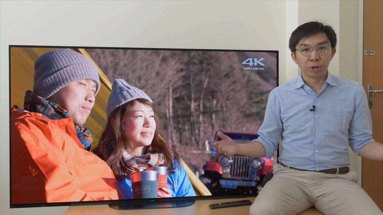 Download Sony AG9 (A9G) Master Series OLED TV Review