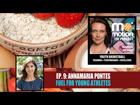 #9  Anamaria Pontes - Athletics and Weight Gain During Puberty