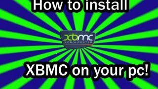 how to install xbmc on your laptop-mac