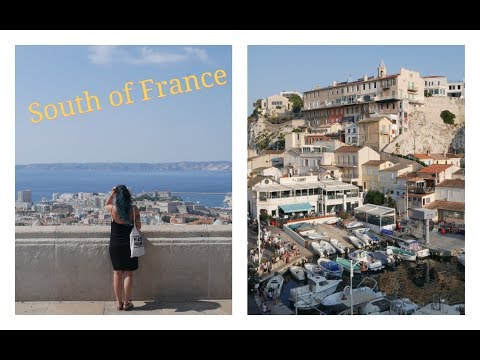 Visiting Marseille for the 1st time! - a vlog