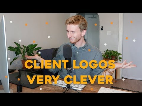 Real Client Logo Design yay!