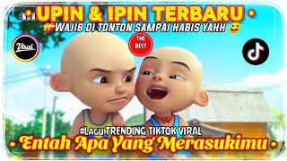 Download Entah Apa Yang Merasukimu DJ Gagak (Tiktok Remix) ILIR7 Versi Upin Ipin| Terbaru HD (Lirik + Video)