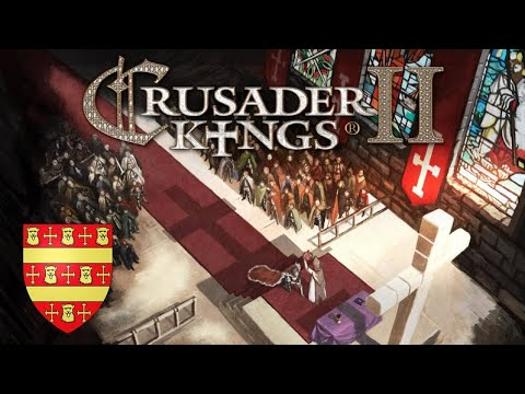 Crusader Kings II 1066 - House Of Godwin #1 - Norman & Norwegian Invaders