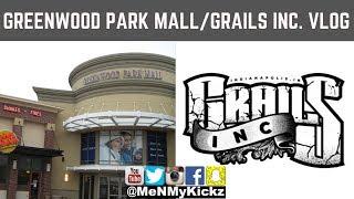 50479aec569 Greenwood Park Mall · Grails Inc. Vlog · Indy Indianapolis Shopping Mall   grailsinc  indianapolis