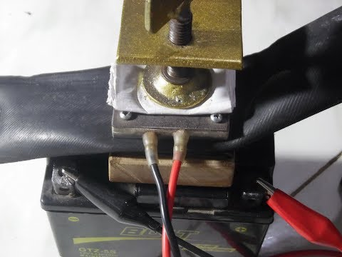 Pemanas Tambal Ban Listrik Elektrik Portable Dengan Timer Elektronik