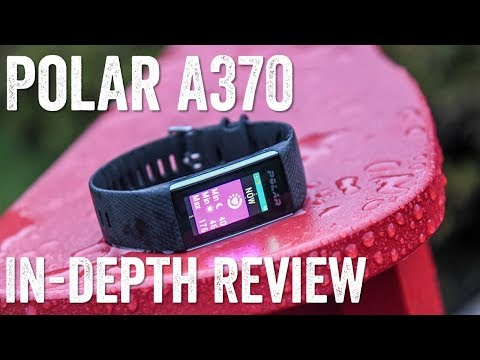 Polar A370 In-Depth Review!