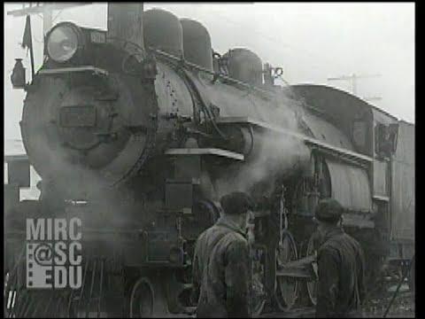 A [Sound] Railroad Newsreel, 1928-1933