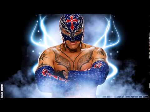 1 Hour of WWE Rey Mysterios Theme Song 2009  2016