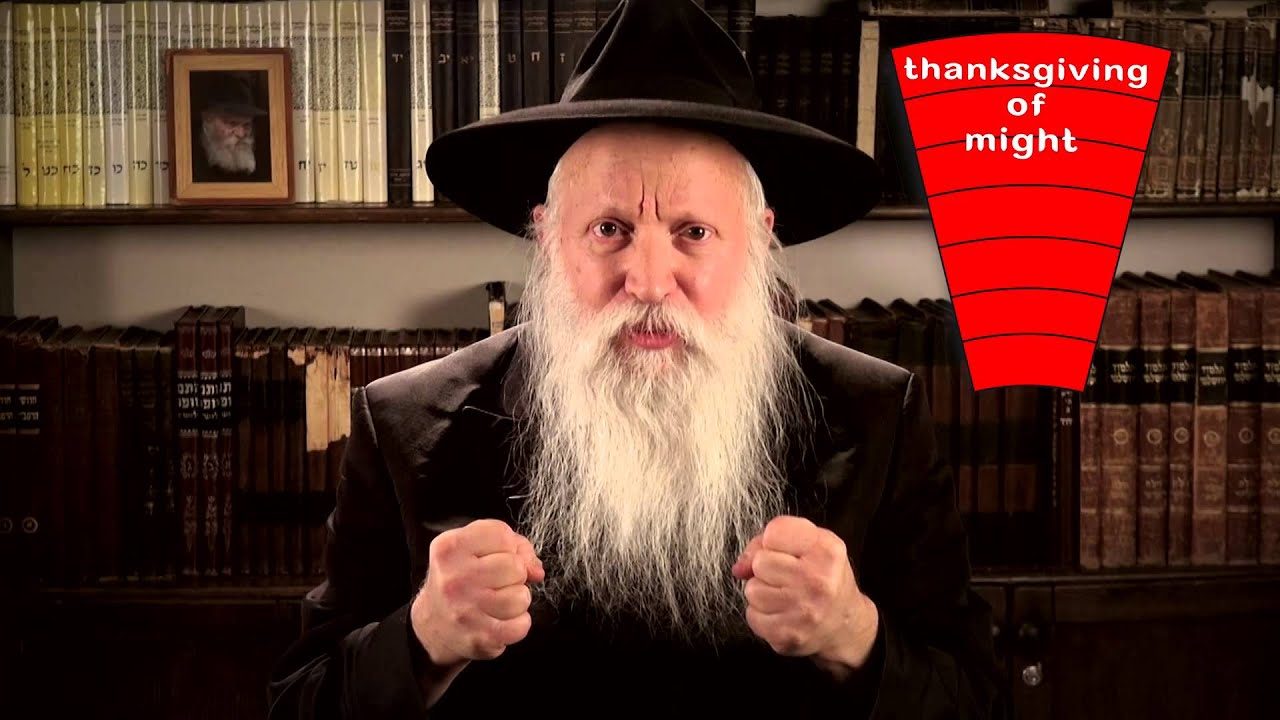 Counting of the Omer #12 Acknowledging Our Strength - YouTube