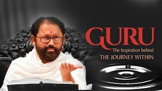 Guru –The Inspiration behind the Journey Within | Gurupurnima Special