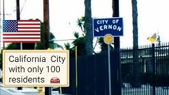 Dash Cam Tours 🚘 Vernon City, California USA