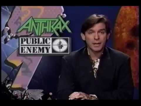 MTV Week In Rock (October 6, 1991)