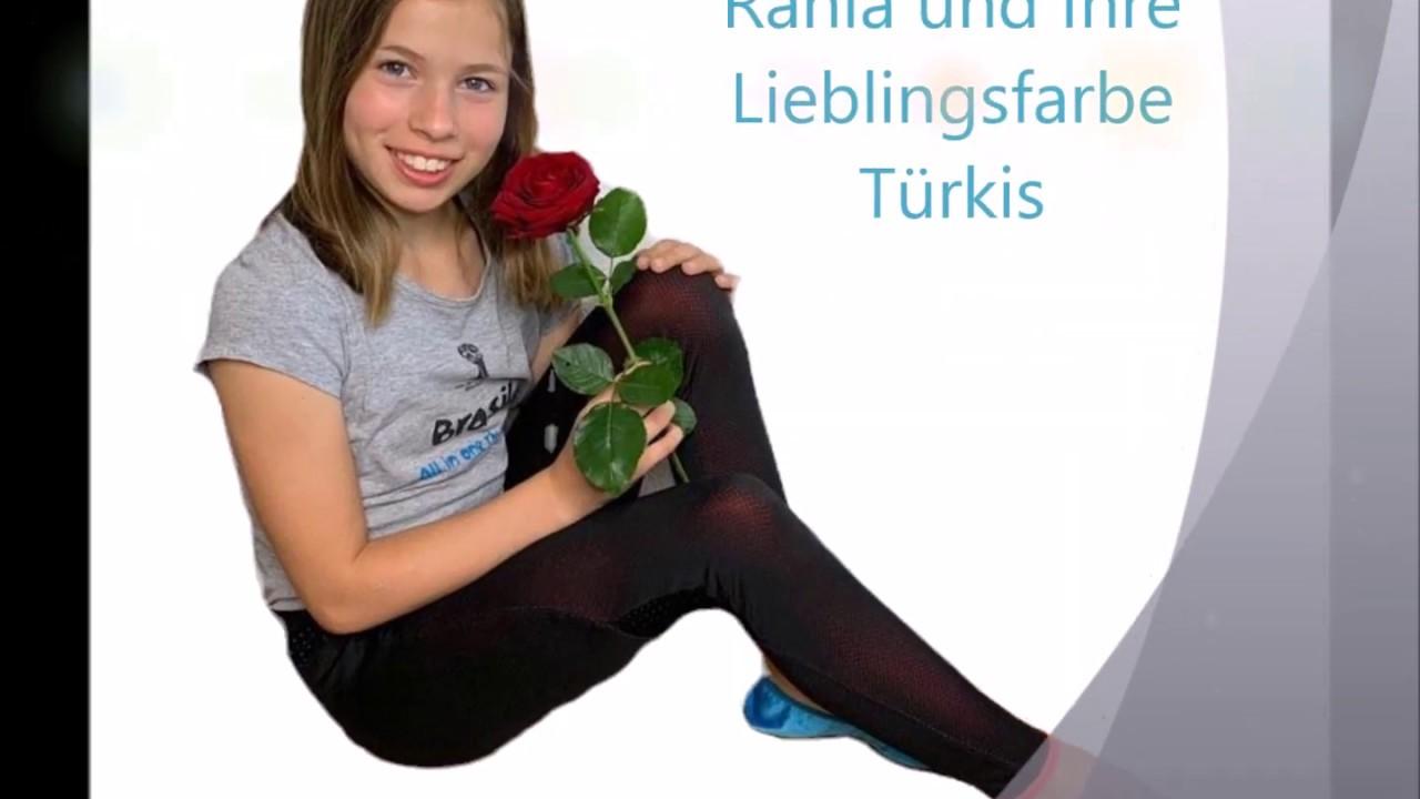 Rania, die Sportakrobatin, wird Namenspatin für MajestiBallerina©