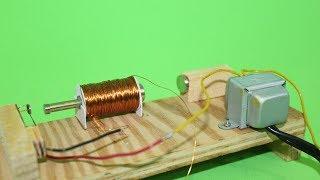 Transformador con Excitación Electromec...