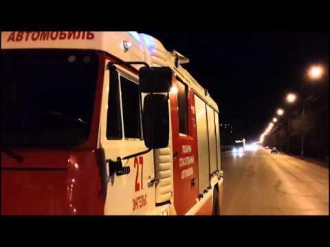 Легковушка врезалась в рейсовый автобус Балаково Саратов