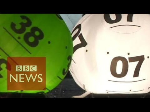 What are new National Lottery rules? BBC News