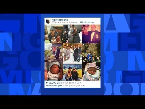 Best Nine Craze On Instagram