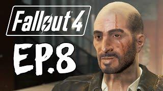 Fallout 4 - Невидимый Босс Жесть 8