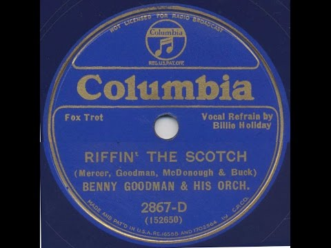 Billie Holiday / Riffin' The Scotch - YouTube