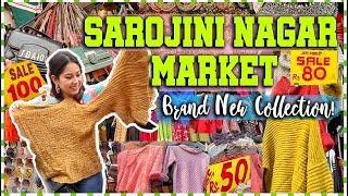 *NEW* SAROJINI NAGAR SHOPPING   Rs.50 to Rs.100 Girls Clothing   Jewellery & Bags   ThatQuirkyMiss