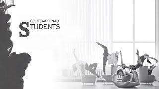 Урок CONTEMPORARY | STUDENTS | Хореограф ALENA FOMINYKH