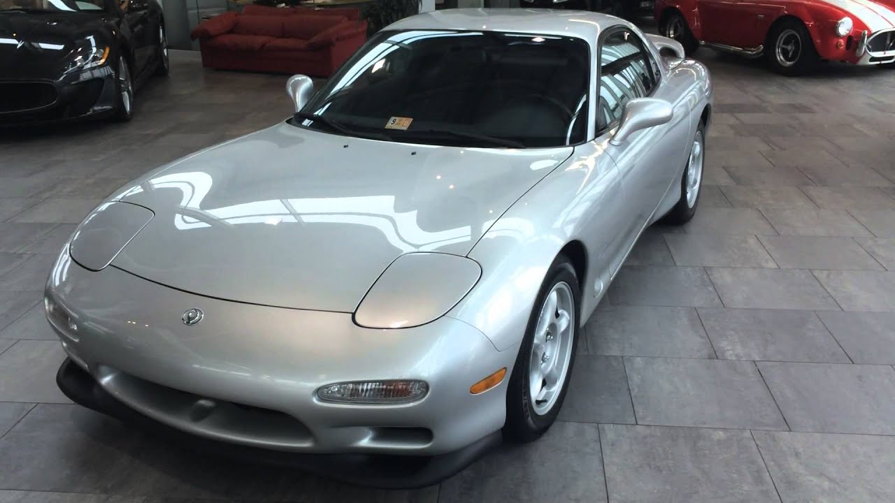 1994 mazda rx7 fd twin turbo r2 package 6700 original miles youtube. Black Bedroom Furniture Sets. Home Design Ideas