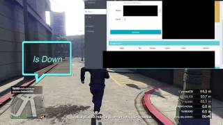 DDos Atack PS4 [30Gbps] Test Gta 5 Online.