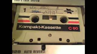 "My old tapes Pt.15...""Eleanor Academia - Adventure"" rec.on WDR1 Disco-Night 2.7.1988"