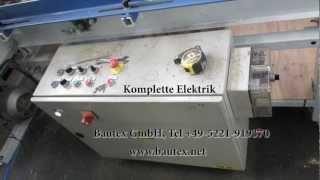 Mechanisierung der Hobelmaschine BJ 2007