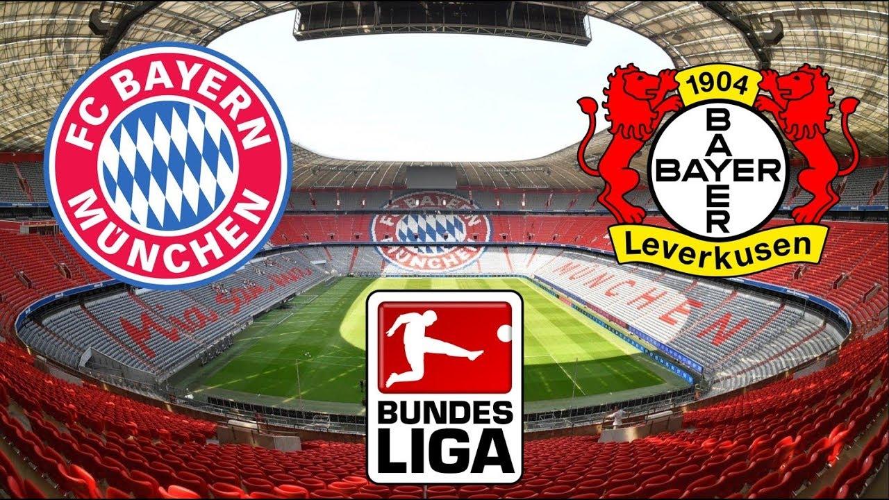 Fc Bayern Munchen Vs Bayer Leverkusen 30 11 2019 13 Spieltag