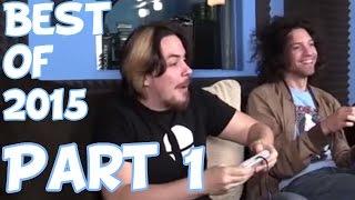 Best of Game Grumps - 2015 - PART 1