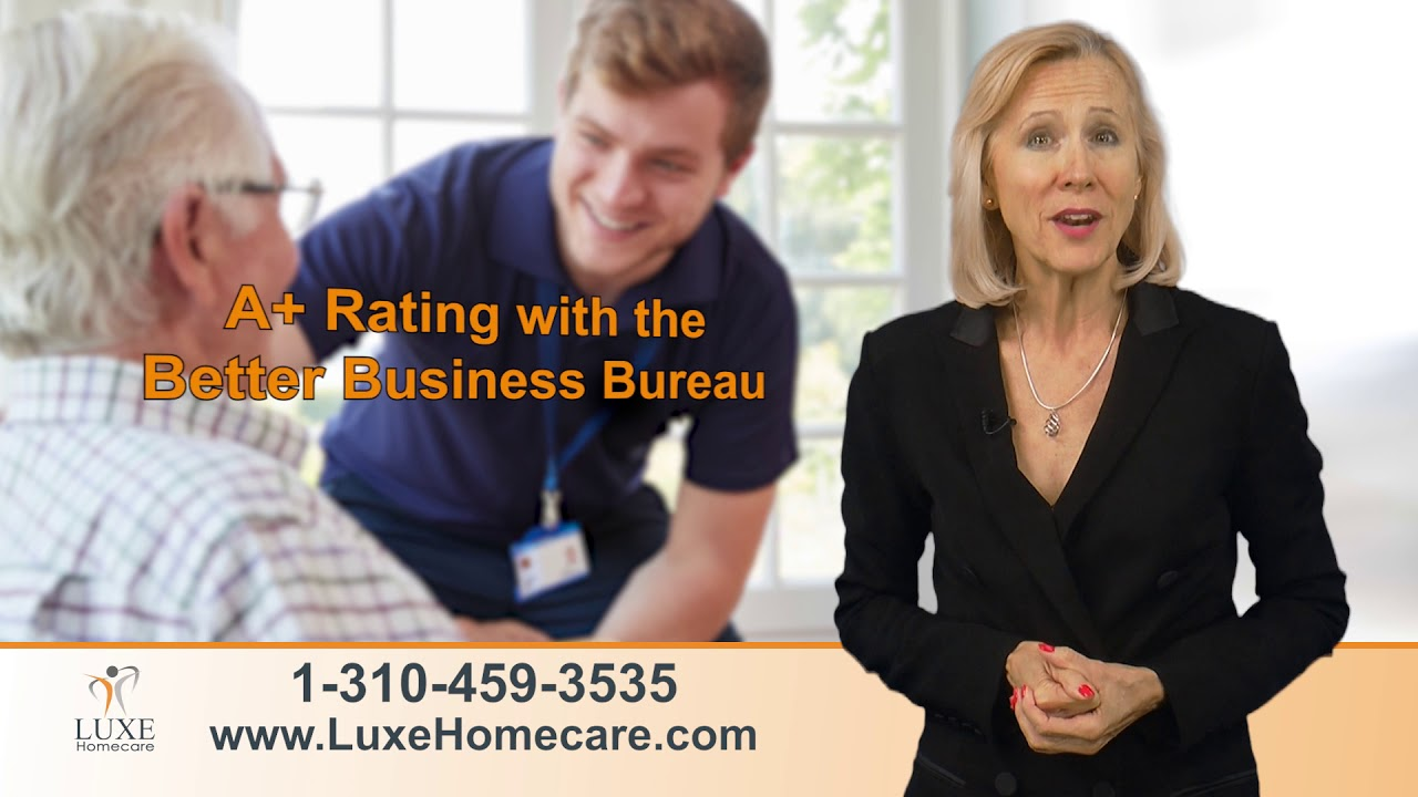 Professional Home Care Los Angeles & OC - Luxe Homecare