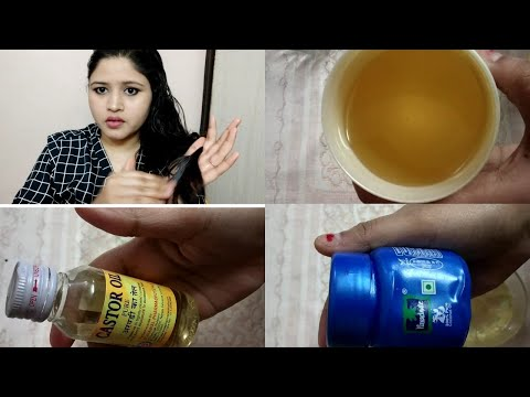 """MAGIC OIL"" Hair Growth Care & Hair Growth Tips For Every Girls Should Know 