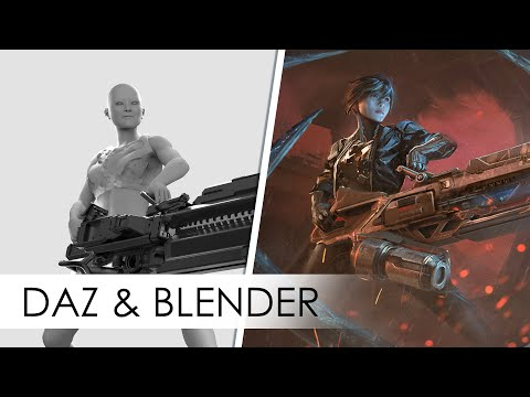 personajes-3d-para-mejorar-tus-ilustraciones---daz-studio-y-blender-tutorial