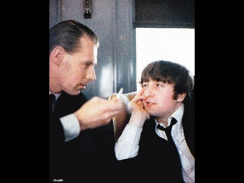 John Lennon and George Martin - In Conversation and reminiscing