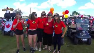 Canada Day Celebration - Whispering Pines Golf and Country Club Resort