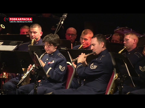 KONCERT -  UNITED STATES AIR FORCES IN EUROPE BAND