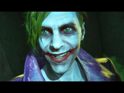 "ITS THE F*CKING JOKER! - Injustice 2 Story Mode ""Harley Quinn"" (Chapter 2)"