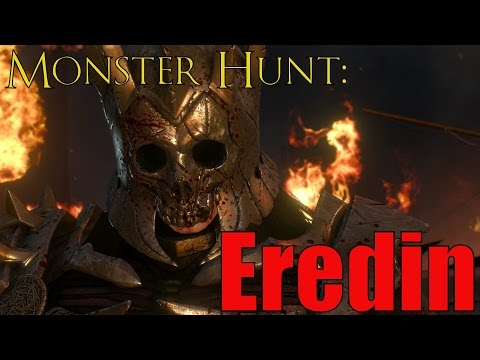 The Witcher 3 Final Boss Fight Eredin King Of The Wild Hunt - Walkthough Gameplay 1080P PS4 PC